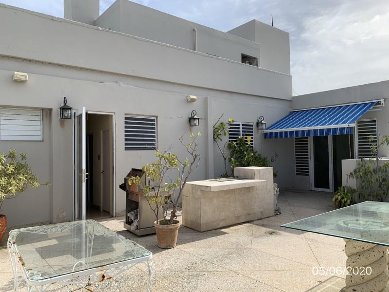 PH, terrace, 3 enclosed garages