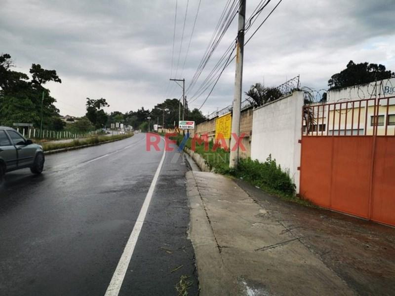Terreno Comercial en Venta Km. 26.5 Carr. a El Salv. Villa Canales