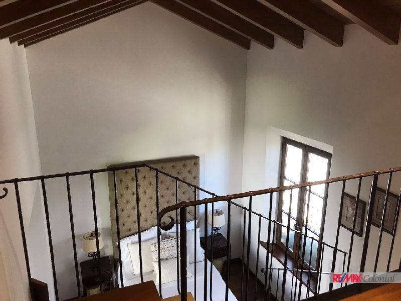 4653 BEAUTIFUL HOME FOR SALE IN THE HEART OF ANTIGUA GUATEMALA IN A RESIDENTIAL COMPLEX