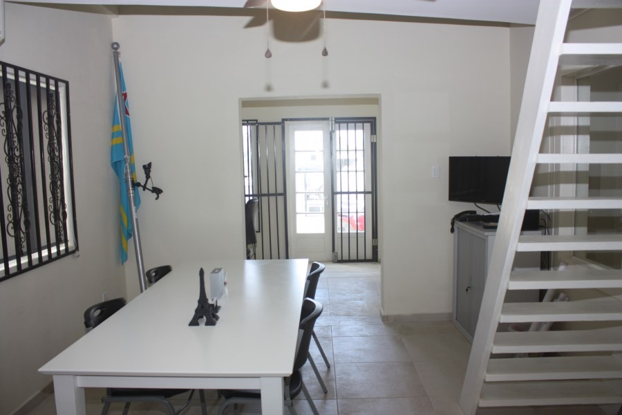 Tanki Flip 6 Office building