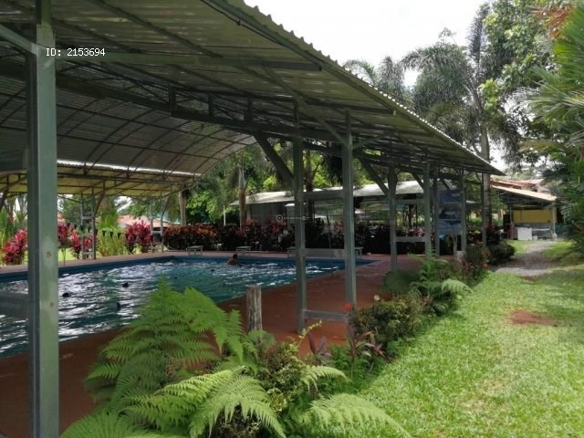 Beautiful Hotel and Sports Complex in La Fortuna, San Carlos J