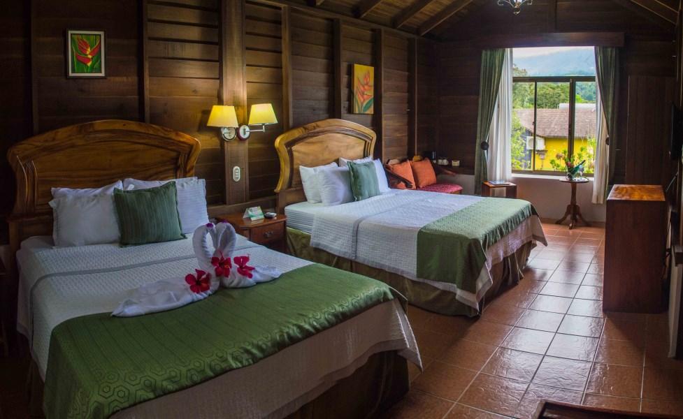 Mountain Hotel in La Fortuna de San Carlos