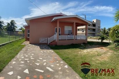 Remax real estate, El Salvador, Agua Fría, Test title