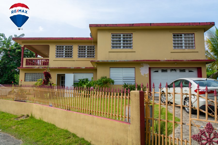 RE/MAX real estate, Puerto Rico, Ciales, Big and beautiful house in Ciales- OPTIONED!