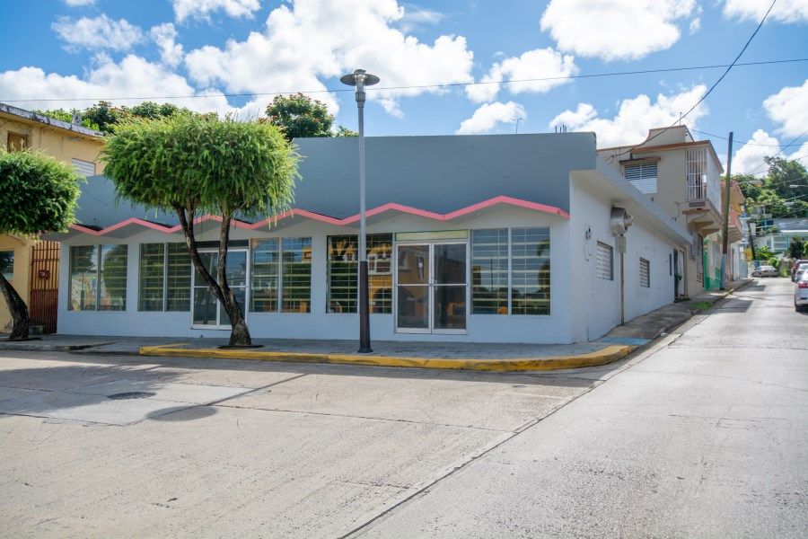 RE/MAX real estate, Puerto Rico, Manati, Commercial property in Downtown Manati