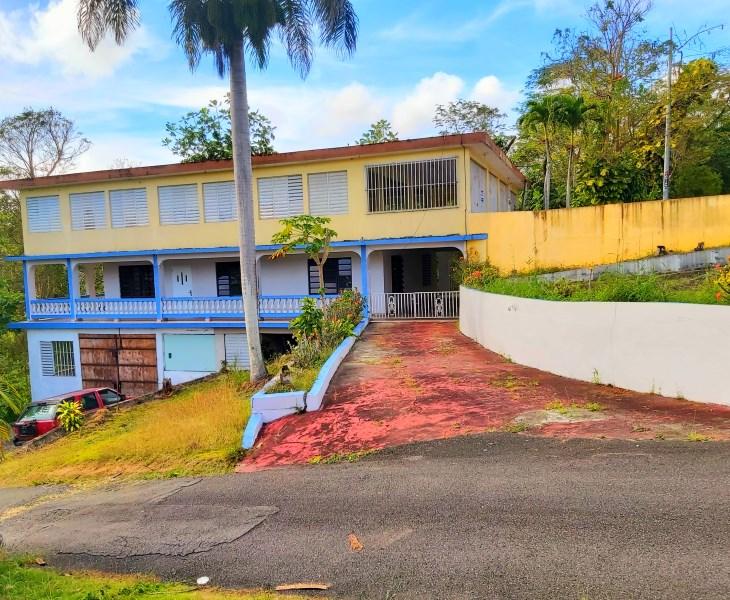 RE/MAX real estate, Puerto Rico, Lares, Bo. Piletas Soller - Nueva en el mercado!