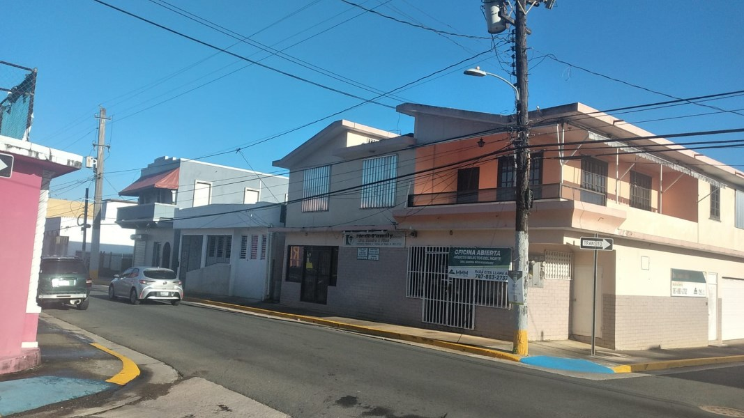 RE/MAX real estate, Puerto Rico, Vega Alta, Commercial Building in downtown Vega Alta