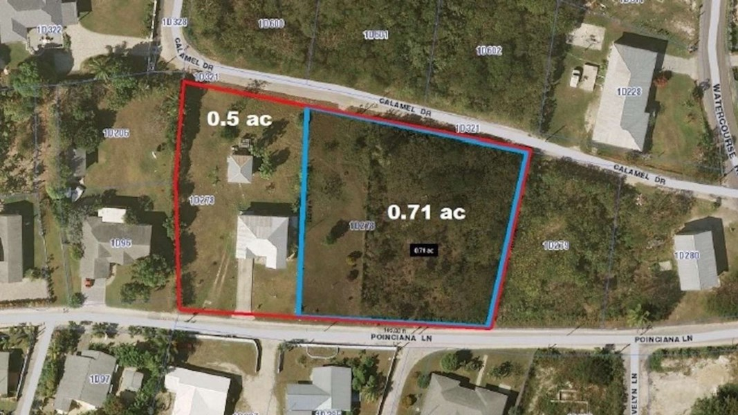 RE/MAX real estate, Cayman Islands, W Bay Bch West, Freehold - 0.71 Acres of reside