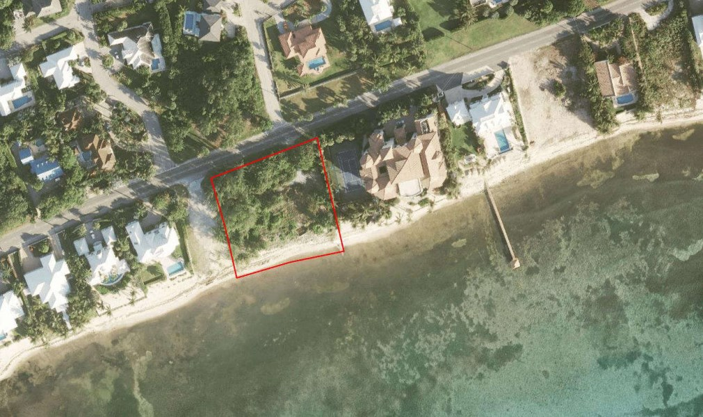 RE/MAX real estate, Cayman Islands, South Sound, South Sound Beachfront Home Parcel