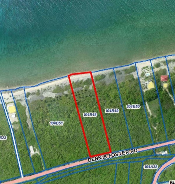 RE/MAX real estate, Cayman Islands, Cayman Brac Centr, Cayman Brac Oceanfront Land
