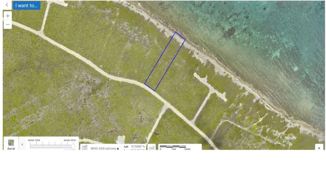 RE/MAX real estate, Cayman Islands, Little Cayman East, Little Cayman Oceanfront Land