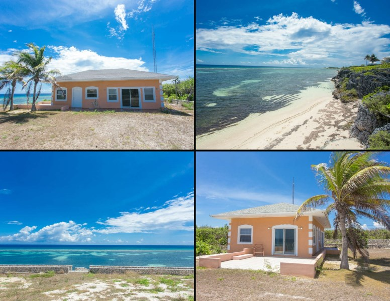 RE/MAX real estate, Cayman Islands, North East Coast, Queens Highway Sandy Beach Cliff Estate Site