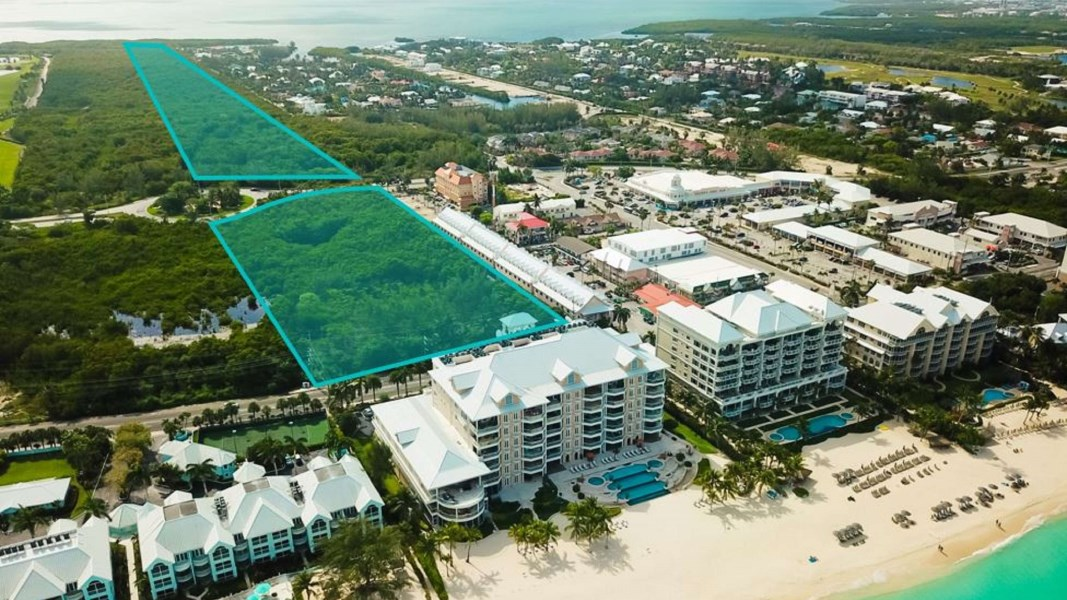 RE/MAX real estate, Cayman Islands, W Bay Bch South, West Bay Road to North Sound land acreage (33.9 acres)