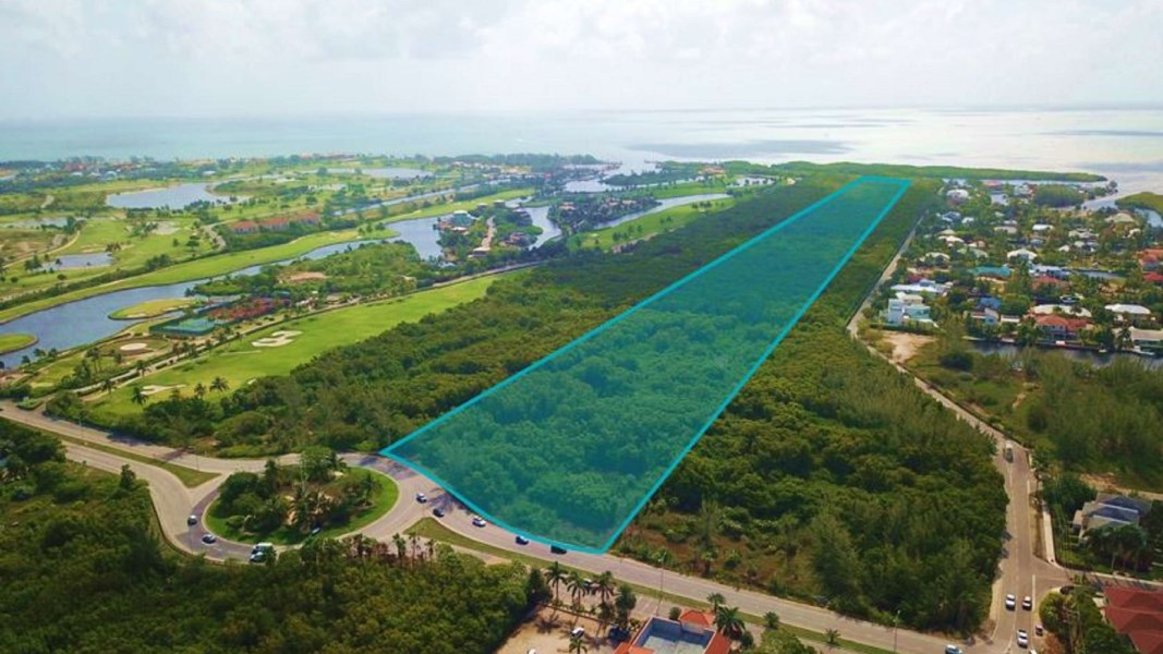 RE/MAX real estate, Cayman Islands, W Bay Bch South, Esterly Tibbets land next to Ritz Carlton - Lot B & C (approx 28.5 acres)