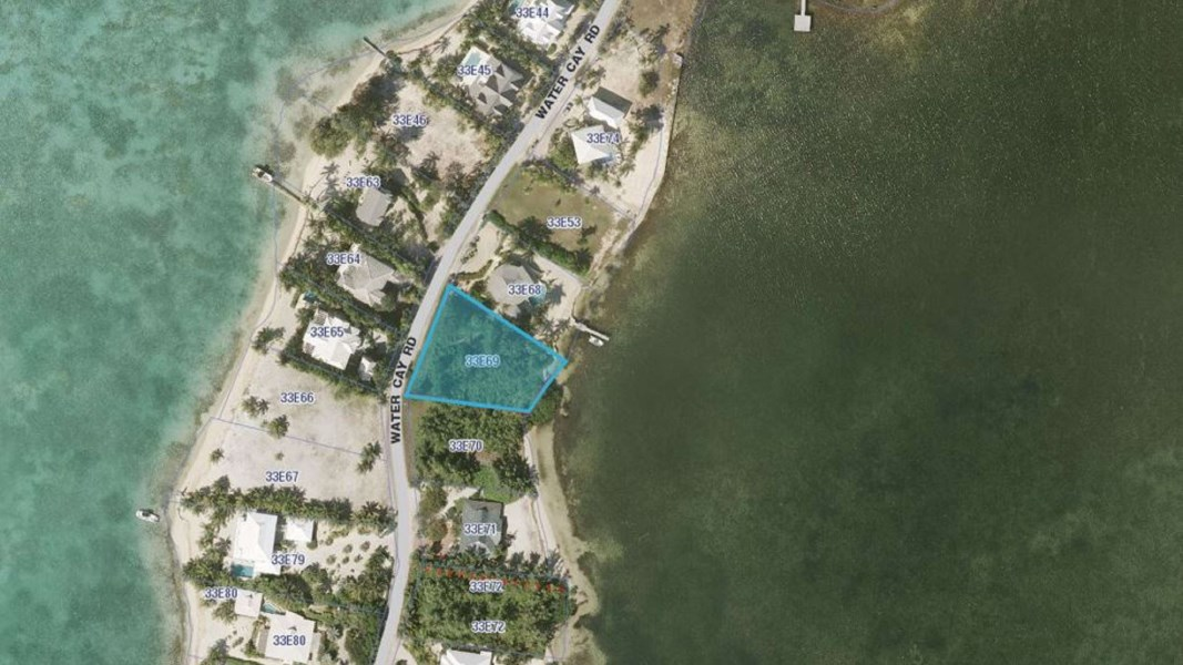 RE/MAX real estate, Cayman Islands, Rum Point, Water Cay Road Waterfront Land Parcel