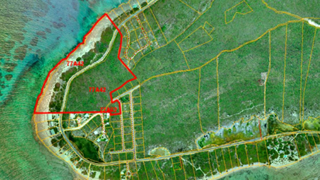 RE/MAX real estate, Cayman Islands, Little Cayman West, Little Cayman 25 Acre Waterfront Hotel Site