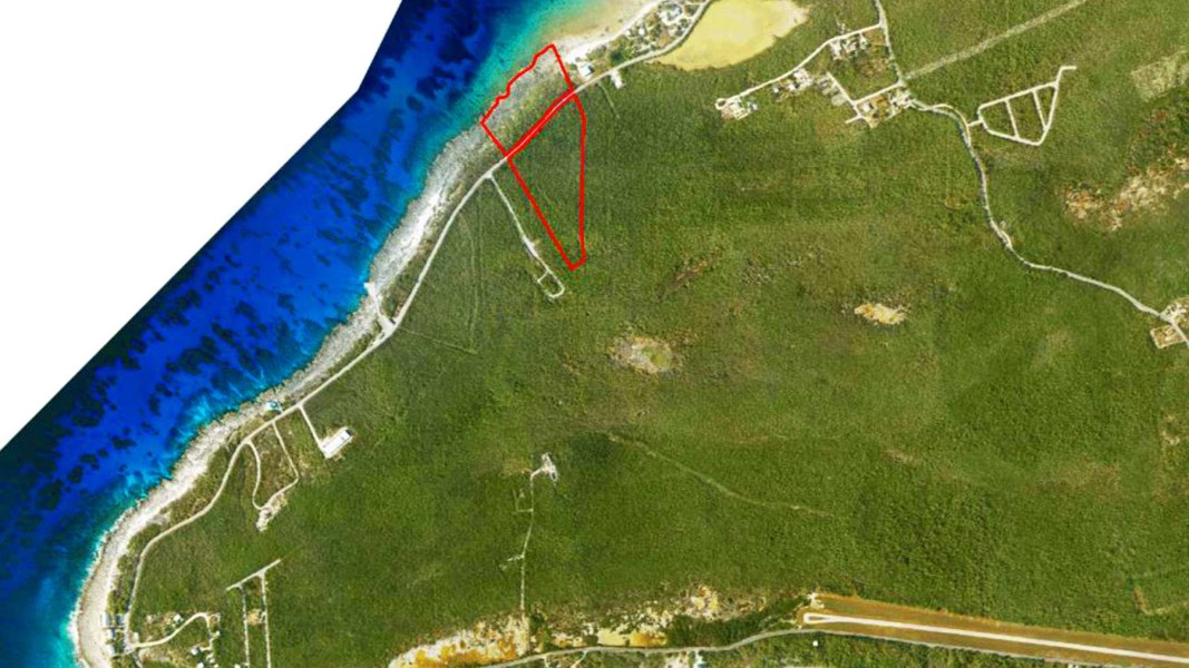 RE/MAX real estate, Cayman Islands, Little Cayman West, Oceanfront 15 Acres!