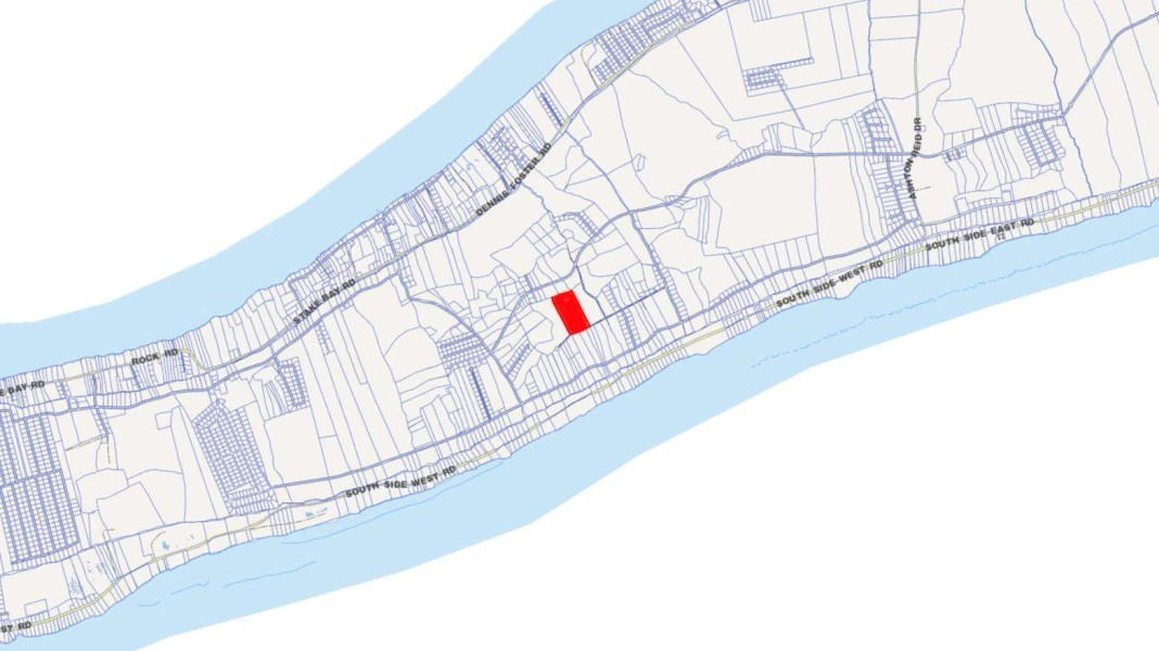 RE/MAX real estate, Cayman Islands, Cayman Brac Centr, Half Acre Bluff Top Lot - Brac