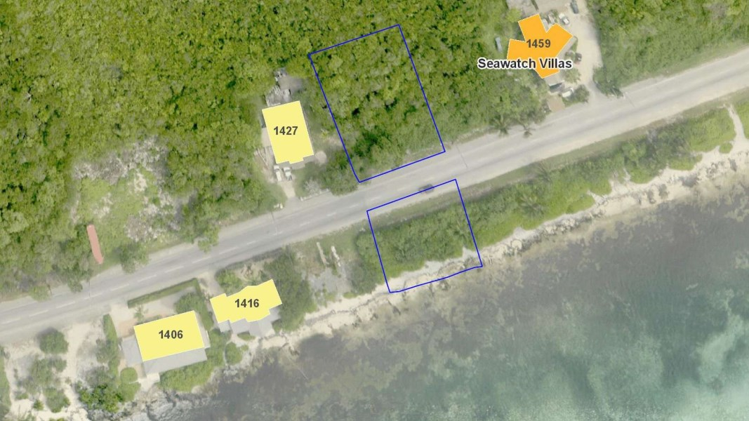 RE/MAX real estate, Cayman Islands, Breakers, Pease Bay Beachfront Lot