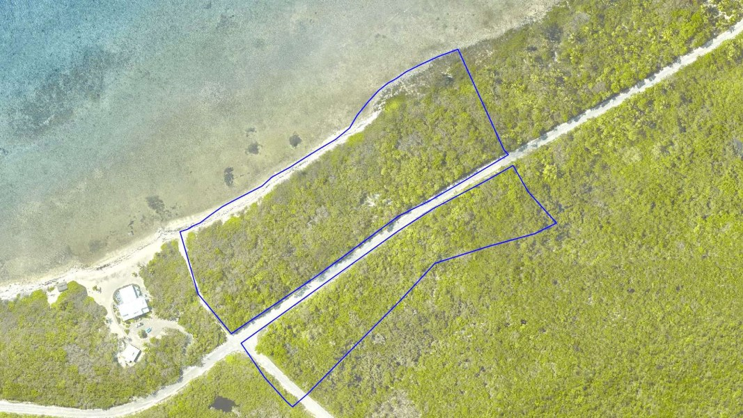RE/MAX real estate, Cayman Islands, Little Cayman West, Bloody Bay Beach Lot