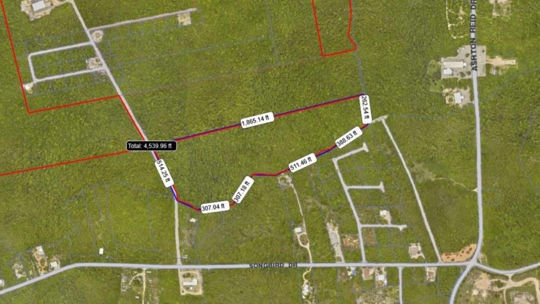 RE/MAX real estate, Cayman Islands, Cayman Brac Centr, Cayman Brac 19.2 acre Inland Bluff Parcel