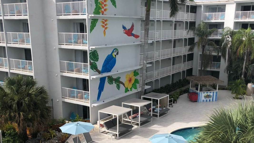 RE/MAX real estate, Cayman Islands, W Bay Bch South, Margaritaville - Garden View -  Studio Suite #509