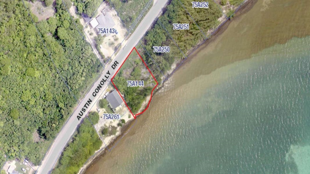 RE/MAX real estate, Cayman Islands, East End, East End Ocean Front Lot