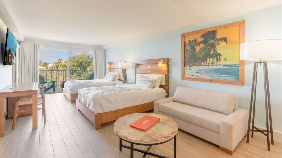 RE/MAX real estate, Cayman Islands, W Bay Bch South, Margaritaville ( former name ) Ocean View - Extended Suite