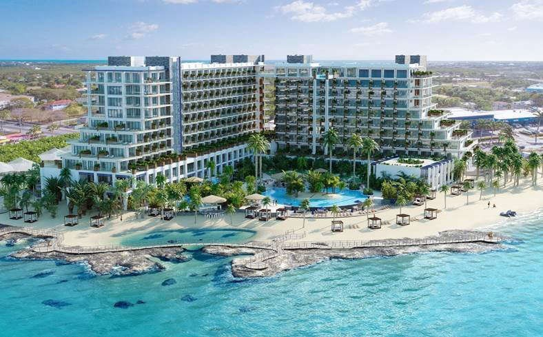 RE/MAX real estate, Cayman Islands, George Town Centr, Grant Hyatt - Beach Resort - 1BR Beachfront Suite