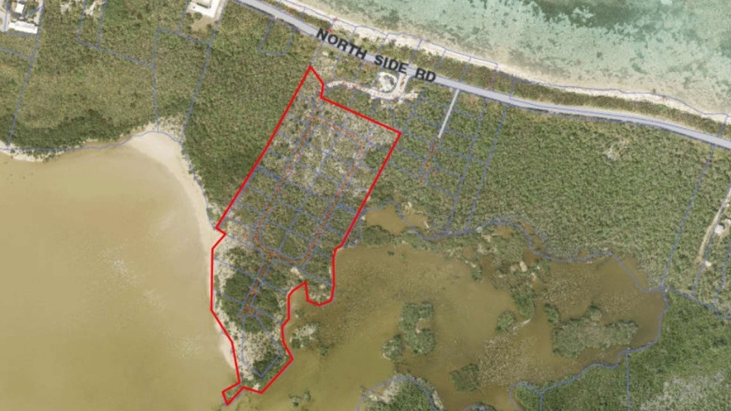 RE/MAX real estate, Cayman Islands, North Side, North Side Subdivision - 35 house lots