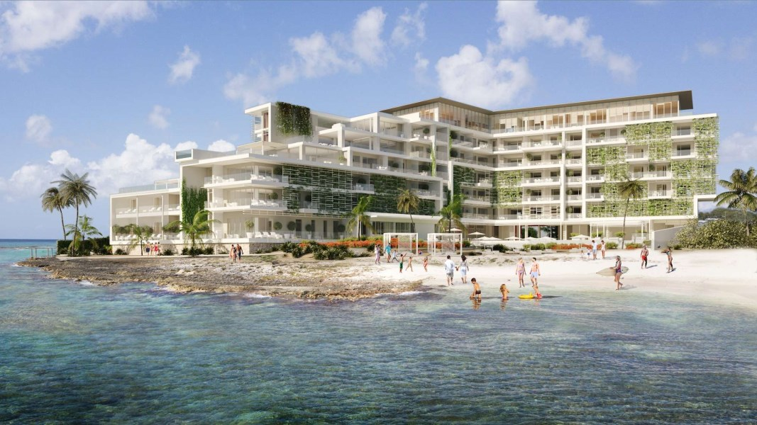 RE/MAX real estate, Cayman Islands, George Town Centr, CURIO Collection by Hilton – Beachfront 3 BR Penthouse(Royal Palm Version 2)