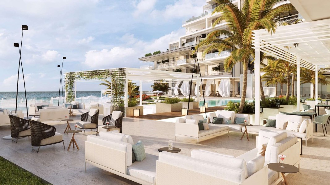 RE/MAX real estate, Cayman Islands, George Town Centr, CURIO Collection by Hilton – Beachfront 3 BR Lockoff Rental Suite(Jasmine 3 BDR)