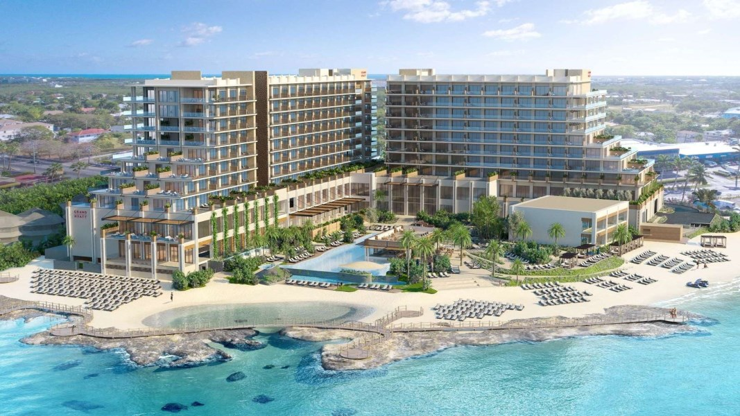 RE/MAX real estate, Cayman Islands, George Town Centr, Grand Hyatt – Beach Resort – Beachfront Studio Suite
