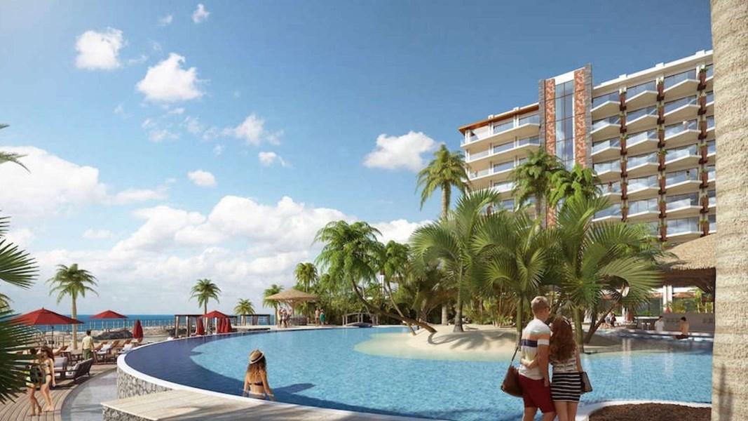 RE/MAX real estate, Cayman Islands, George Town Centr, Grand Hyatt - Beach Resort - 1BR Beachfront Suite