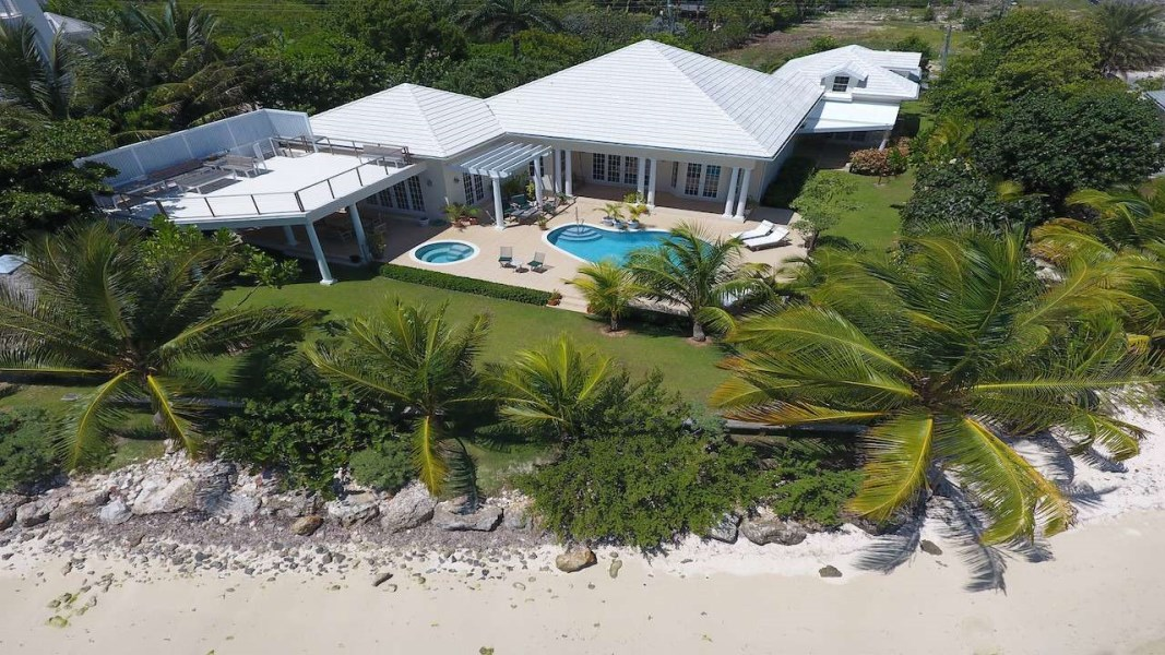 RE/MAX real estate, Cayman Islands, South Sound, Beach Front Home - Incredible Price