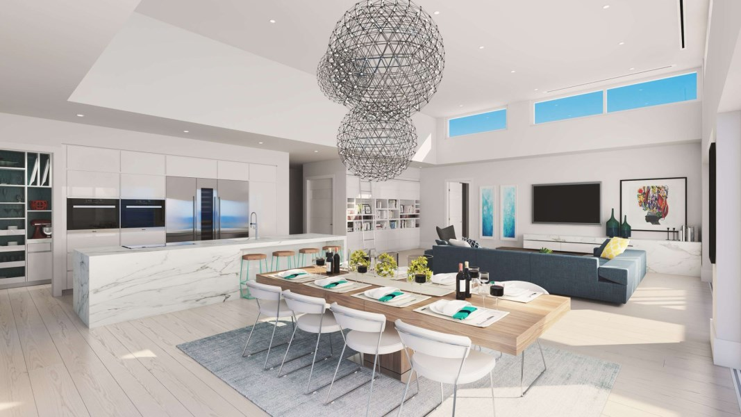 RE/MAX real estate, Cayman Islands, W Bay Bch South, Freehold - Inspired architectur