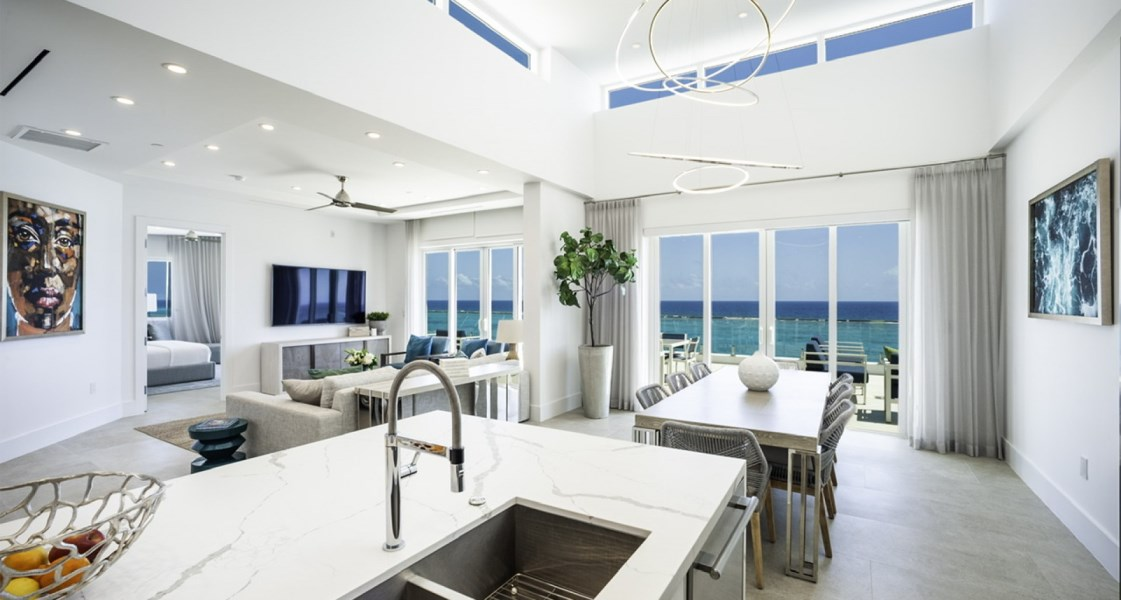RE/MAX real estate, Cayman Islands, Rum Point, Freehold - This Penthouse is be