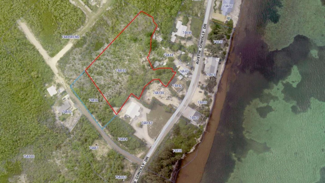 RE/MAX real estate, Cayman Islands, Colliers, East End Residential Land