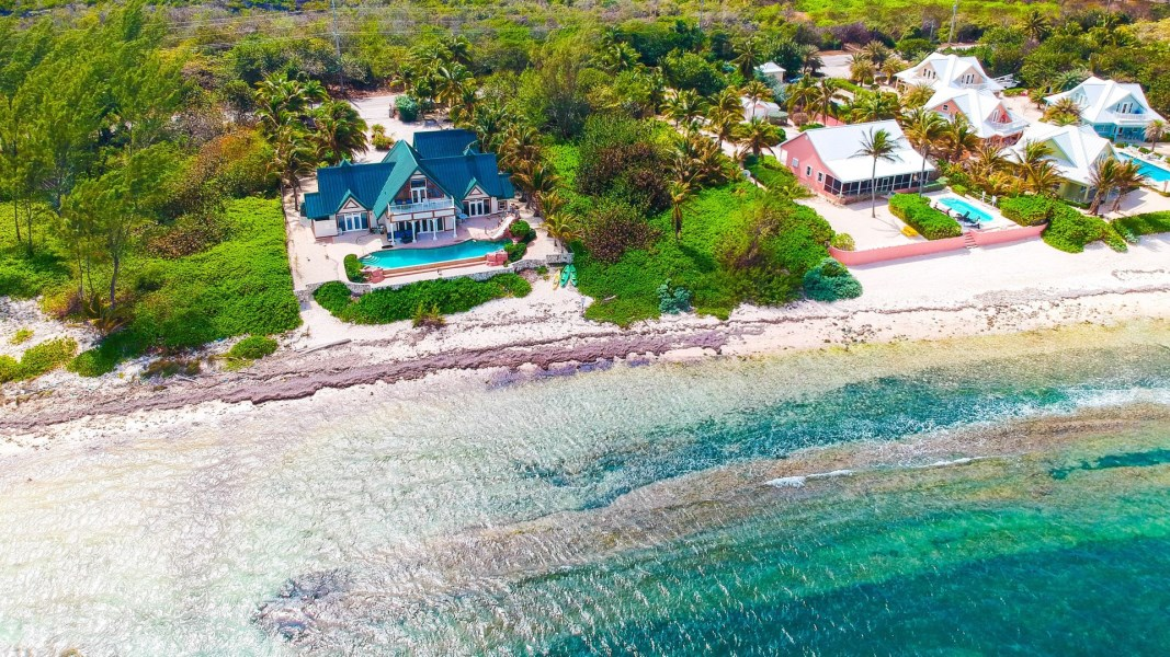 RE/MAX real estate, Cayman Islands, Rum Point, Freehold - Large, elevated ocea