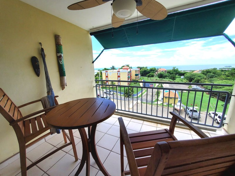 RE/MAX real estate, Puerto Rico, Lajas, 2BR condo w/Ocean Views in Parguera (El Palmar)