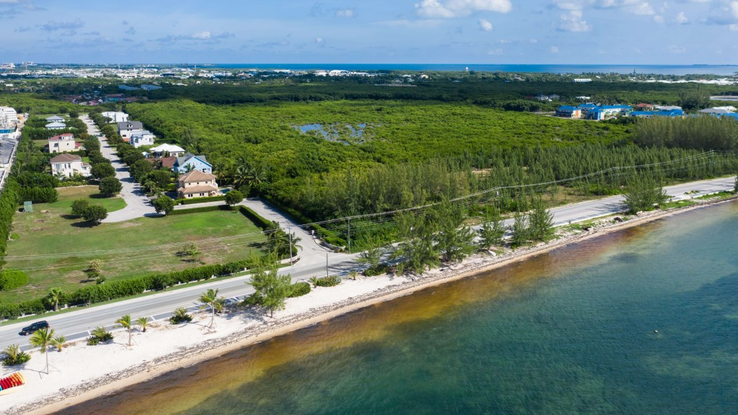 RE/MAX real estate, Cayman Islands, South Sound, VENDOR FINANCING OFFERED South Sound Development Parcel w/Planning Permission in Place for 23 Units