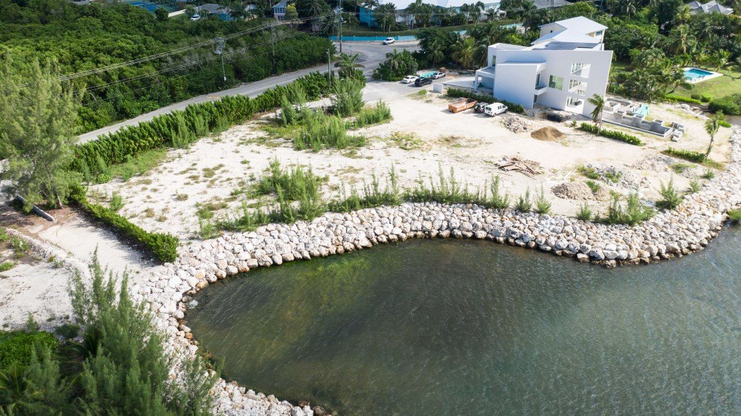 RE/MAX real estate, Cayman Islands, Prospect, VENDOR FINANCING OFFERED South Sound Oceanfront Development Opportunity