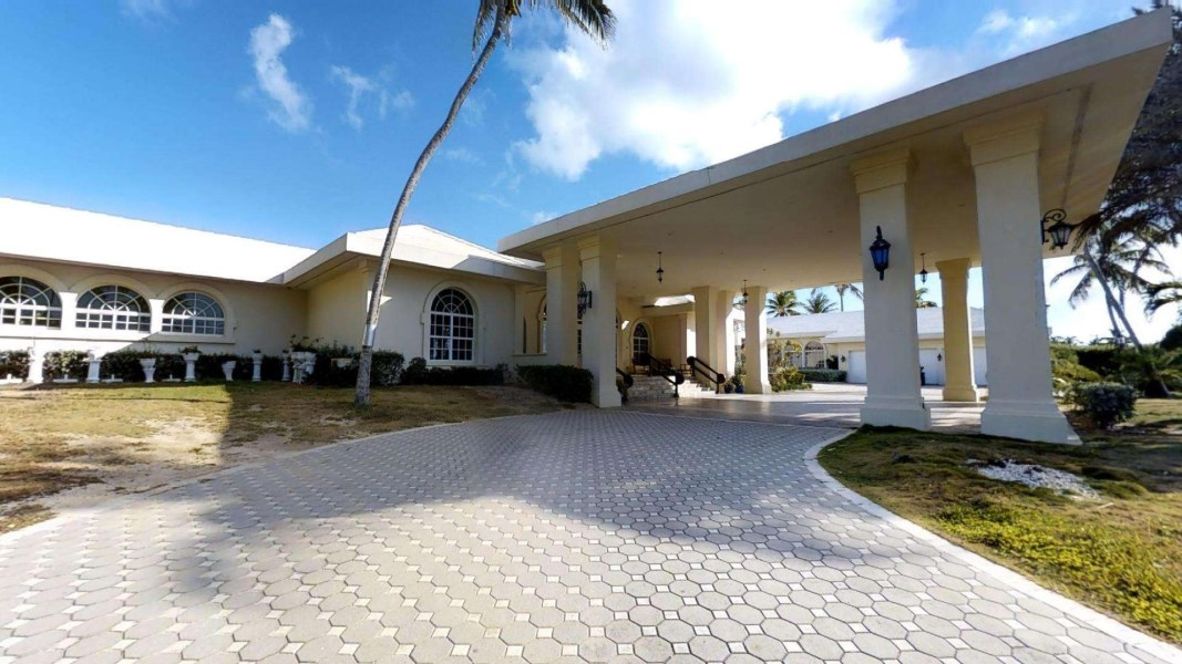 RE/MAX real estate, Cayman Islands, Bodden Town, The White House residence at Bodden Town is one of the most