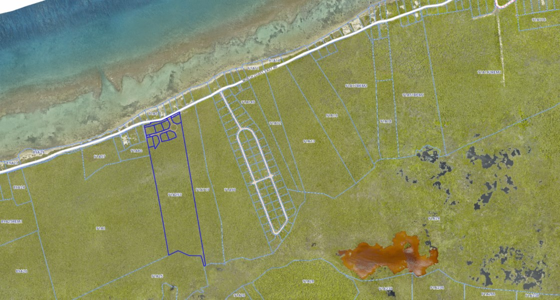 RE/MAX real estate, Cayman Islands, Little Cayman East, Freehold - This 20 acre parcel