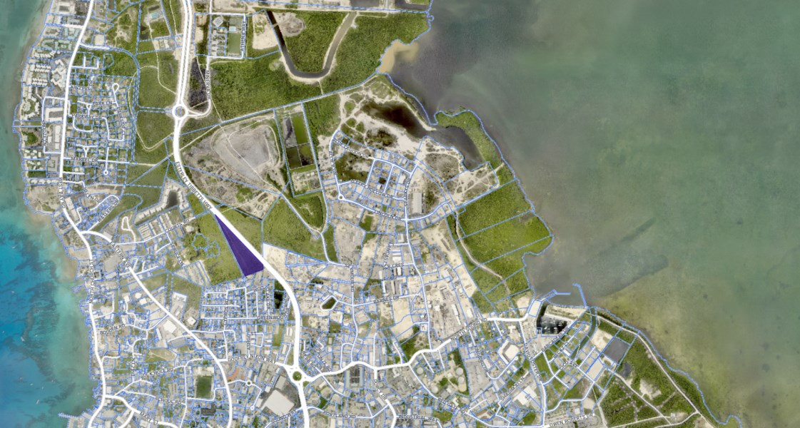 RE/MAX real estate, Cayman Islands, George Town Centr, Freehold - 5.86 acres of high d