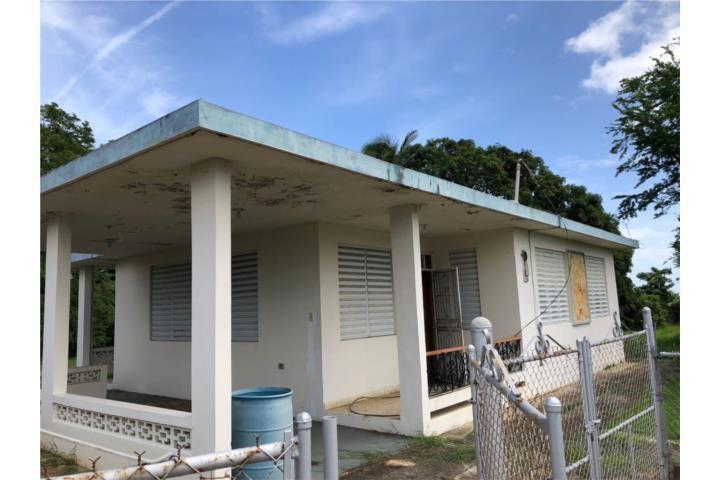 RE/MAX real estate, Puerto Rico, Aguadilla, Solar y Estructura en Bo. Camaseyes