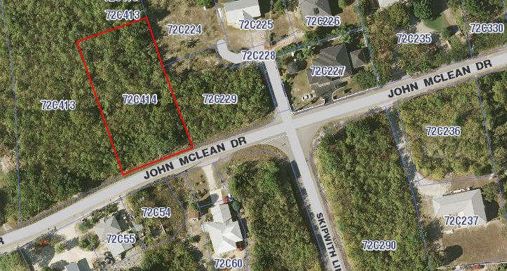 RE/MAX real estate, Cayman Islands, East End, JOHN MCLEAN DRIVE DOUBLE LOT