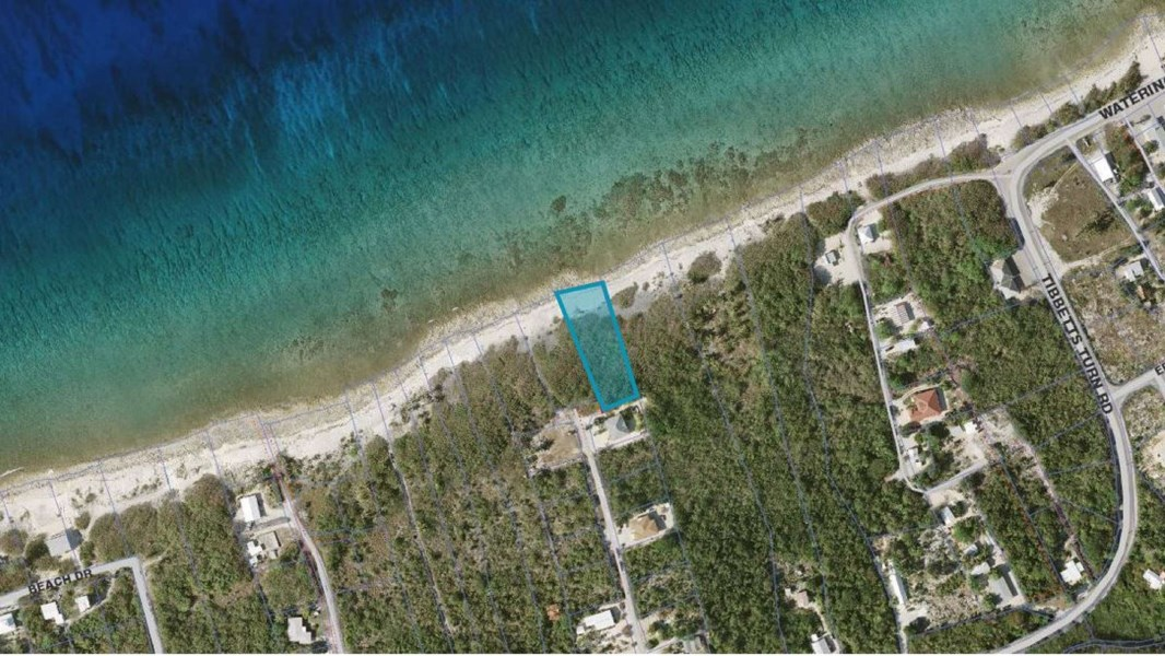 RE/MAX real estate, Cayman Islands, Cayman Brac East, Cayman Brac Oceanfront land - Lot 3 (0.58 acres)