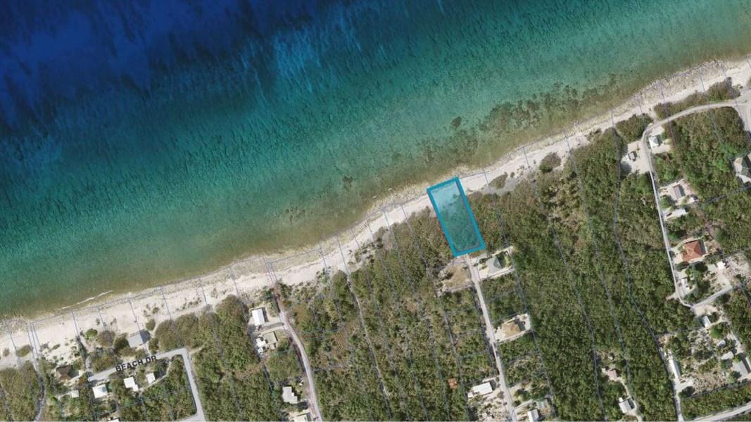 RE/MAX real estate, Cayman Islands, Cayman Brac East, Cayman Brac Oceanfront land - Lot 2 (0.56 acres)