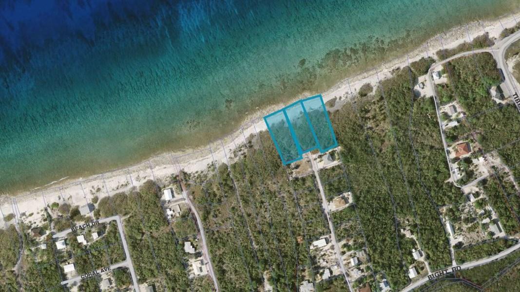 RE/MAX real estate, Cayman Islands, Cayman Brac East, Cayman Brac Oceanfront land - Lot 1, 2 & 3 (1.73 acres)
